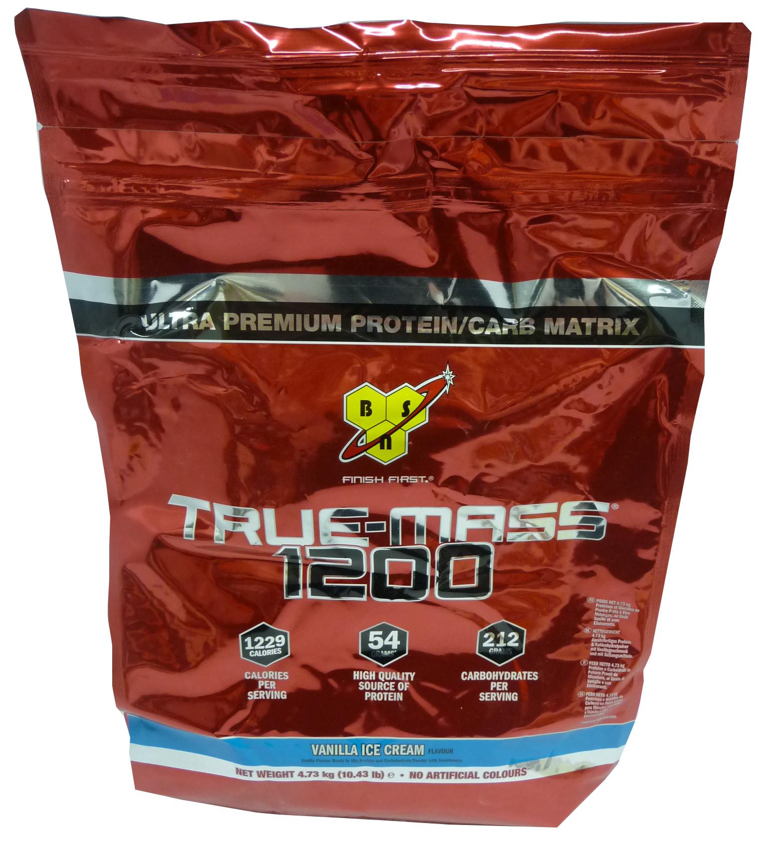 True Mass 1200, Strawberry Milkshake - 4730g versandkostenfrei/portofrei bestellen/kaufen