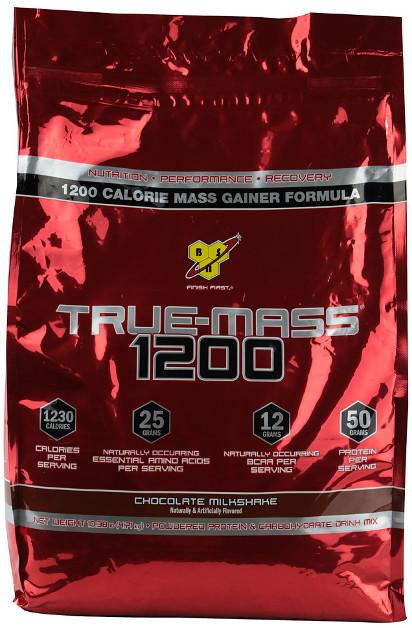 True Mass 1200, Chocolate Milkshake - 4800g versandkostenfrei/portofrei bestellen/kaufen