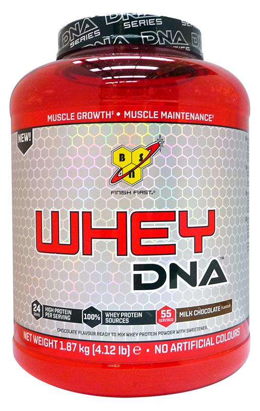 Whey DNA, Milk Chocolate - 1870g versandkostenfrei/portofrei bestellen/kaufen