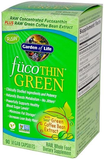 FucoThin Green - 90 vcaps versandkostenfrei/portofrei bestellen/kaufen