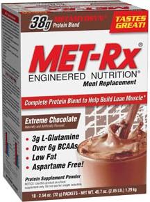 Original Meal Replacement, Extreme Chocolate - 18 packets versandkostenfrei/portofrei bestellen/kaufen