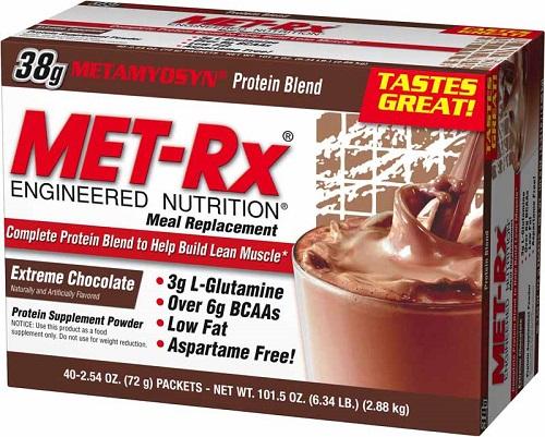 Original Meal Replacement, Extreme Chocolate - 40 packets versandkostenfrei/portofrei bestellen/kaufen
