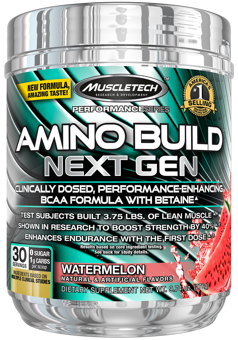 Amino Build - Next Gen, Icy Rocket Freeze - 276g versandkostenfrei/portofrei bestellen/kaufen