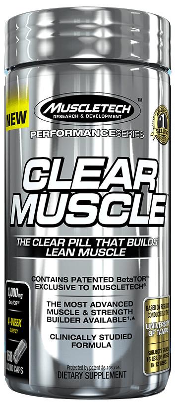 Clear Muscle - 168 caps versandkostenfrei/portofrei bestellen/kaufen