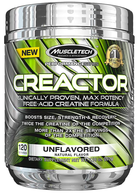 Creactor, Lemon-Lime Twist - 220g versandkostenfrei/portofrei bestellen/kaufen