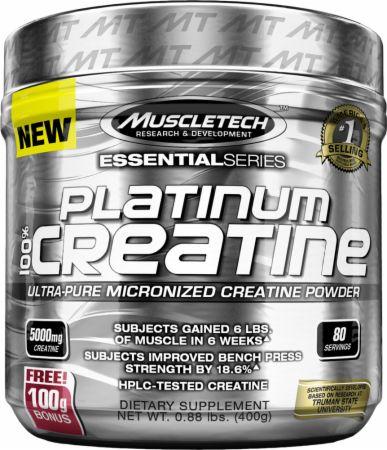 Platinum 100% Creatine - 400g versandkostenfrei/portofrei bestellen/kaufen