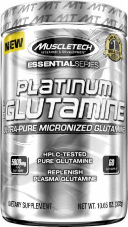 Platinum 100% Glutamine - 302g versandkostenfrei/portofrei bestellen/kaufen