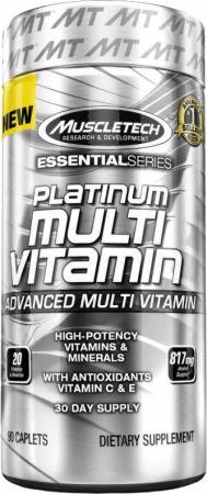 Platinum Multi Vitamin - 90 caps versandkostenfrei/portofrei bestellen/kaufen