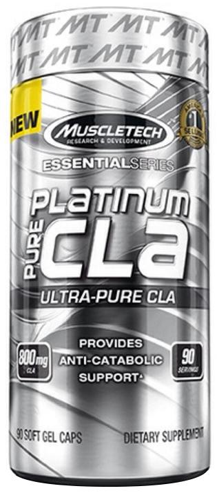 Platinum Pure CLA, Softgels - 90 softgels versandkostenfrei/portofrei bestellen/kaufen
