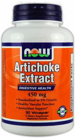 Artichoke Extract, 450mg - 90 vcaps versandkostenfrei/portofrei bestellen/kaufen