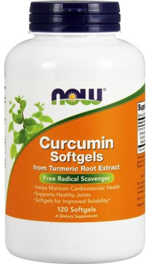 Curcumin - 120 softgels versandkostenfrei/portofrei bestellen/kaufen