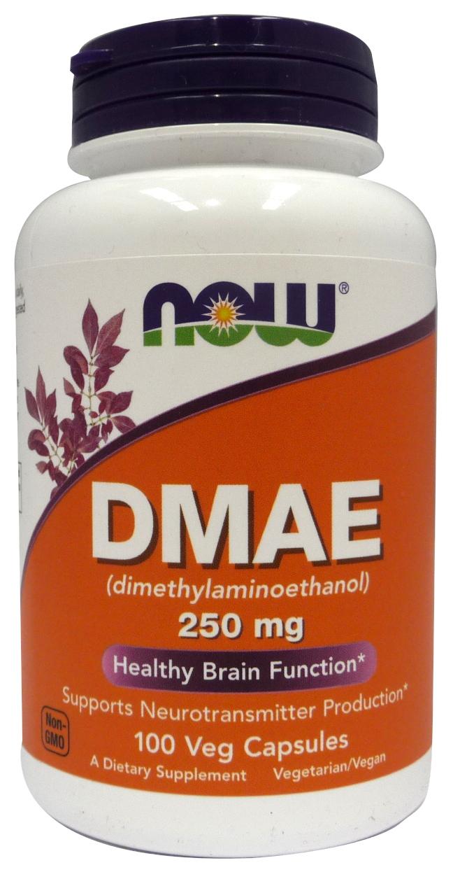 DMAE, 250mg - 100 vcaps versandkostenfrei/portofrei bestellen/kaufen