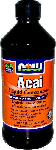 Acai, Liquid Concentrate - 473 ml. versandkostenfrei/portofrei bestellen/kaufen