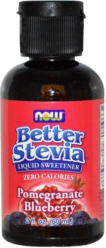 Better Stevia - Liquid Extract, Pomegranate Blueberry - 60 ml. versandkostenfrei/portofrei bestellen/kaufen