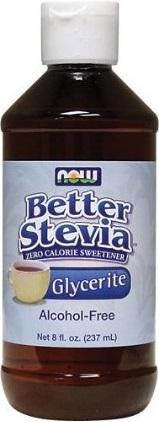 Better Stevia - Glycerite, Alcohol-Free - 237 ml. versandkostenfrei/portofrei bestellen/kaufen
