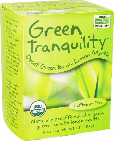 Green Tranquility Tea - 24 tea bags versandkostenfrei/portofrei bestellen/kaufen