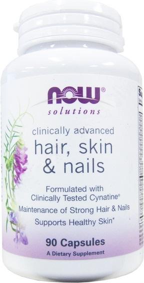 Hair, Skin & Nails, Solutions - 90 caps versandkostenfrei/portofrei bestellen/kaufen