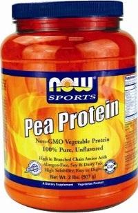 Pea Protein, Unflavored - 907g versandkostenfrei/portofrei bestellen/kaufen