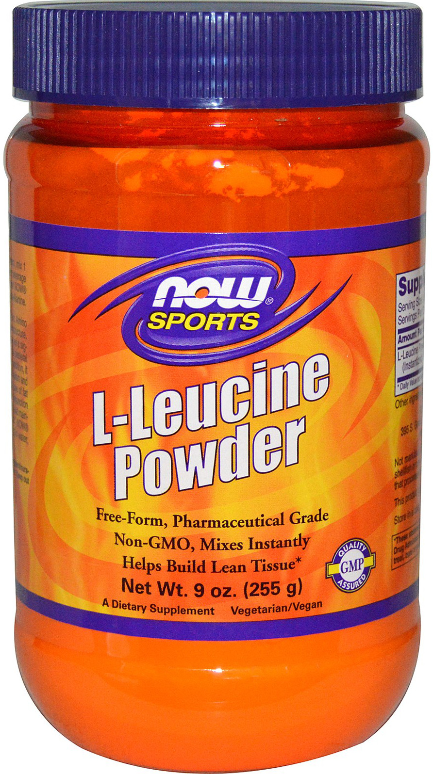 L-Leucine Powder - 255g versandkostenfrei/portofrei bestellen/kaufen