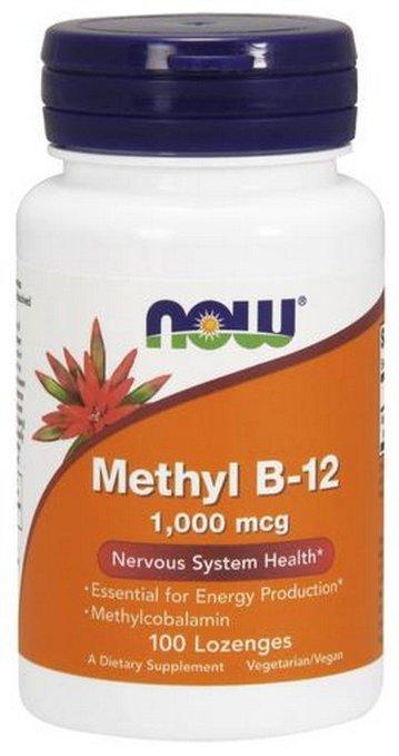 Methyl B-12, 1000mcg - 100 lozenges versandkostenfrei/portofrei bestellen/kaufen
