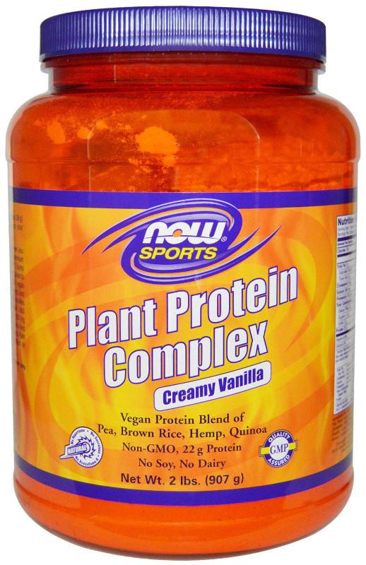 Plant Protein Complex, Creamy Vanilla - 907g versandkostenfrei/portofrei bestellen/kaufen