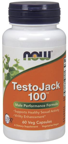 TestoJack 100 - 60 vcaps versandkostenfrei/portofrei bestellen/kaufen