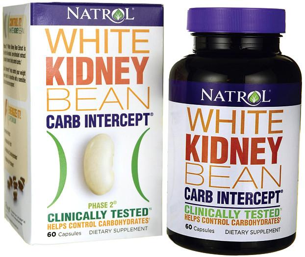 White Kidney Bean, Carb Intercept Phase 2 - 60 caps versandkostenfrei/portofrei bestellen/kaufen