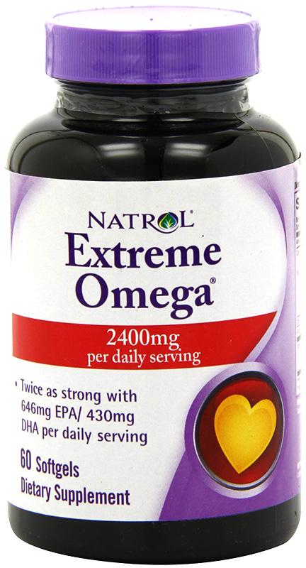 Extreme Omega - 60 softgels versandkostenfrei/portofrei bestellen/kaufen