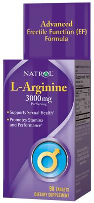 L-Arginine, 3000mg - 90 tabs versandkostenfrei/portofrei bestellen/kaufen