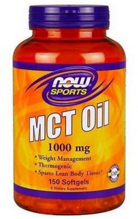 MCT Oil, 1000mg - 150 softgels versandkostenfrei/portofrei bestellen/kaufen