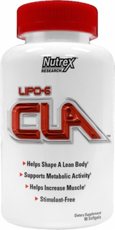Lipo-6 CLA - 45 softgels versandkostenfrei/portofrei bestellen/kaufen