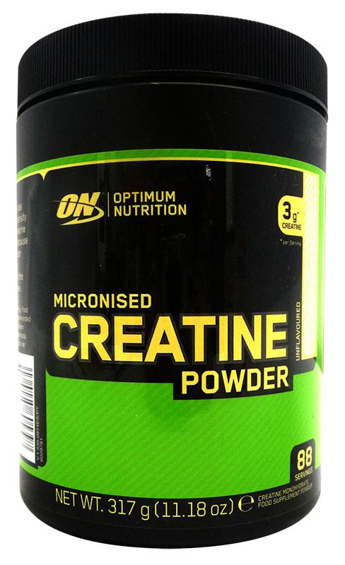 Creatine Powder Micronized - 317g versandkostenfrei/portofrei bestellen/kaufen