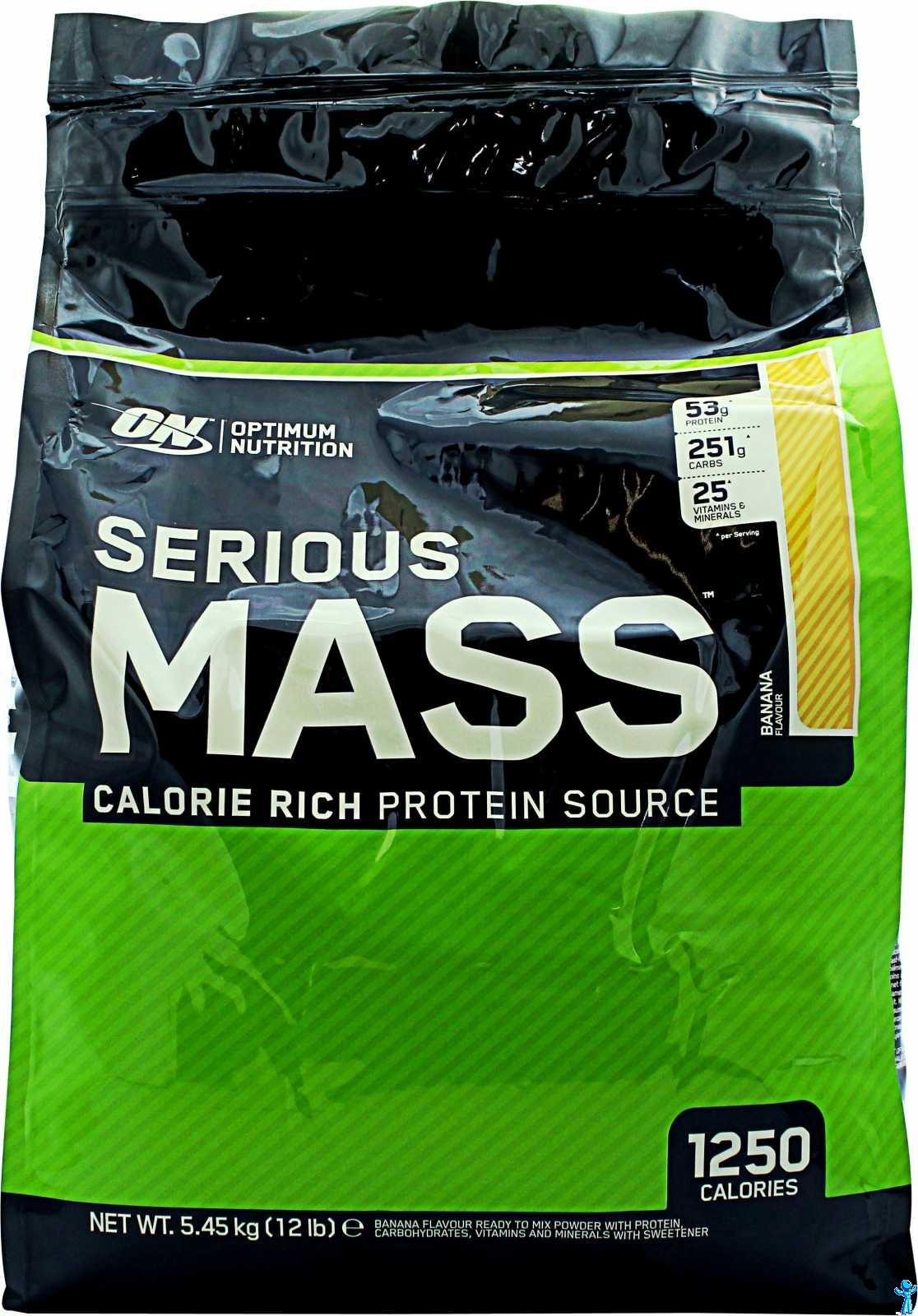 Serious Mass, Banana - 5450g versandkostenfrei/portofrei bestellen/kaufen
