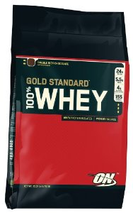 100% Whey Gold Standard Protein, Double Rich Chocolate - 4545g versandkostenfrei/portofrei bestellen/kaufen