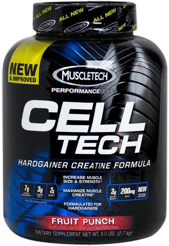 Cell-Tech Performance Series, Fruit Punch - 2700g versandkostenfrei/portofrei bestellen/kaufen