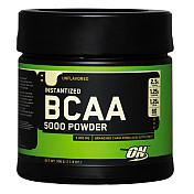 BCAA 5000 Powder, Unflavored - 345g versandkostenfrei/portofrei bestellen/kaufen