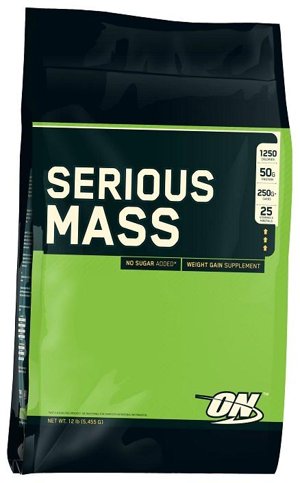 Serious Mass, Vanilla - 5440g versandkostenfrei/portofrei bestellen/kaufen