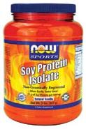 Soy Protein Isolate Non-GMO, Natural Chocolate - 907g versandkostenfrei/portofrei bestellen/kaufen