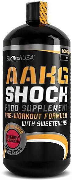 AAKG Shock Extreme, Cherry - 1000 ml. versandkostenfrei/portofrei bestellen/kaufen
