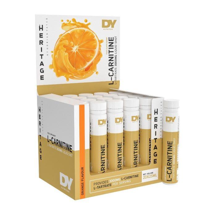 Liquid L-Carnitine 3000, Orange - 20 x 25ml. versandkostenfrei/portofrei bestellen/kaufen
