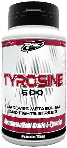 Tyrosine 600 - 60 caps versandkostenfrei/portofrei bestellen/kaufen