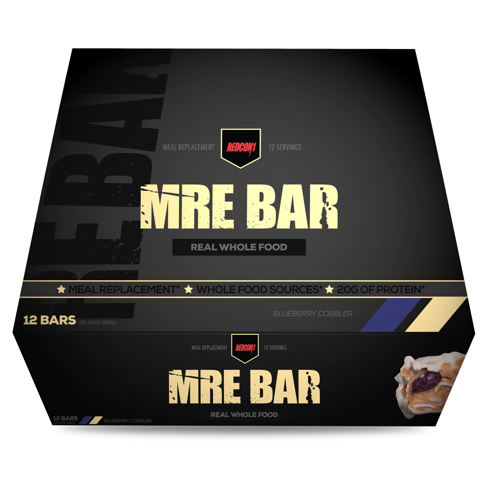 MRE Bar, S'Mores - 12 bars versandkostenfrei/portofrei bestellen/kaufen