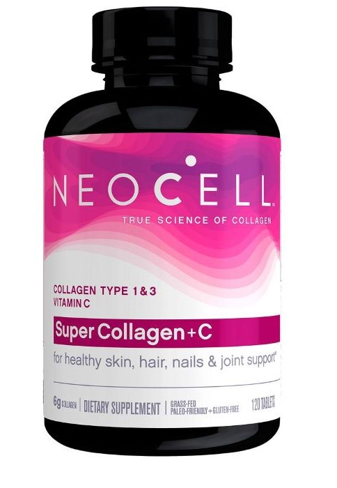 Super Collagen + C - 120 tablets versandkostenfrei/portofrei bestellen/kaufen