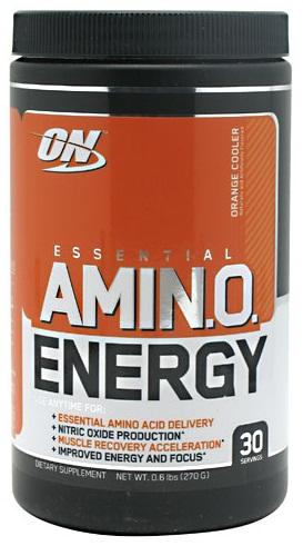 Essential Amino Energy, Orange Cooler - 270g versandkostenfrei/portofrei bestellen/kaufen