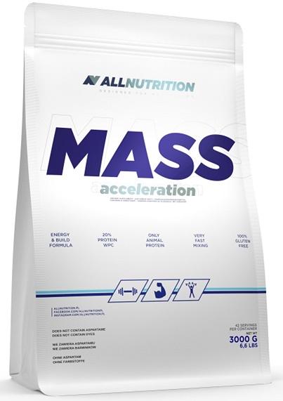 Mass Acceleration, Vanilla - 3000g versandkostenfrei/portofrei bestellen/kaufen