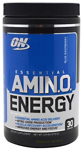 Essential Amino Energy, Blueberry - 270g versandkostenfrei/portofrei bestellen/kaufen