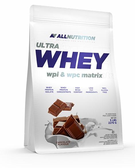 Whey Ultra, Chocolate - 2270g versandkostenfrei/portofrei bestellen/kaufen