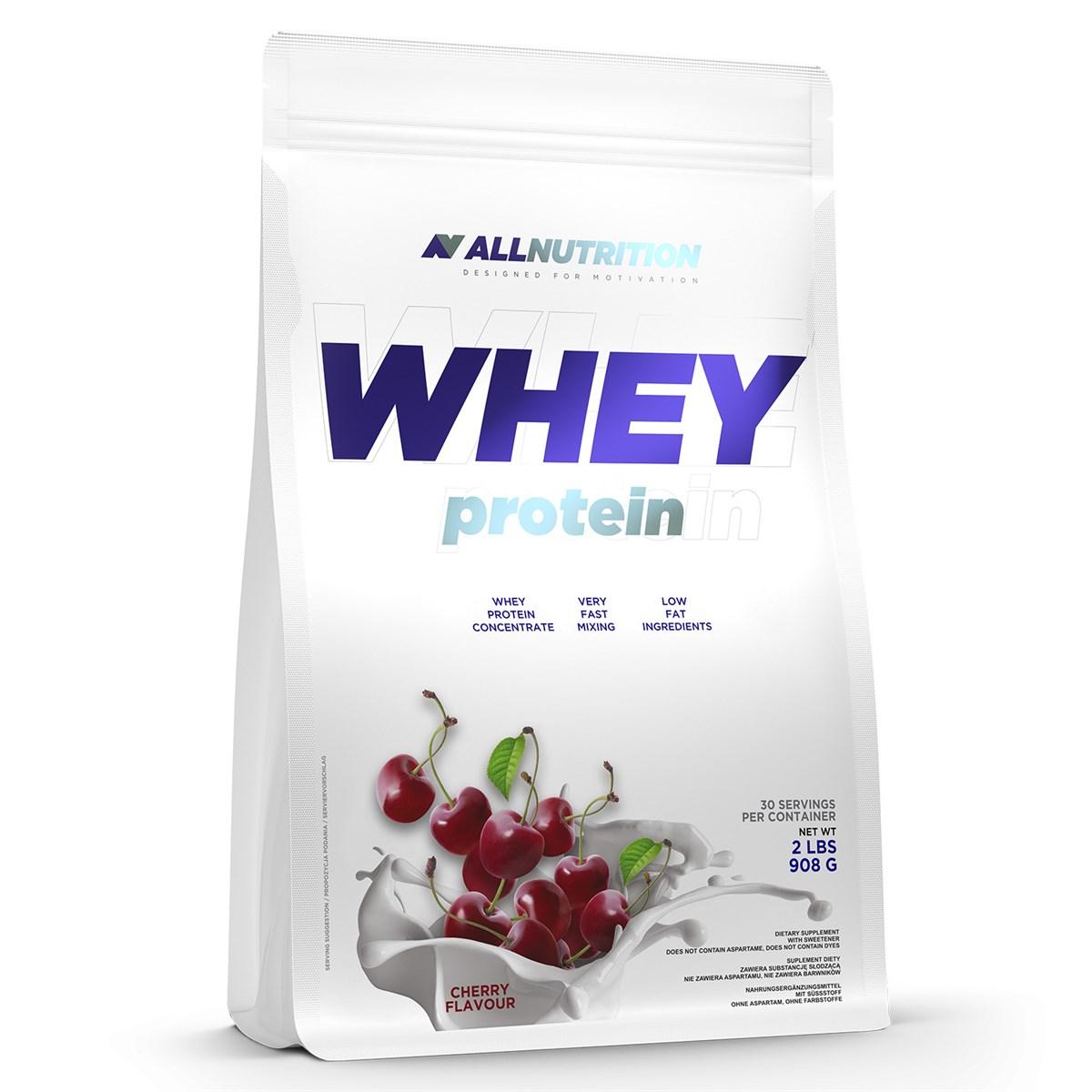 Whey Protein, Double Chocolate - 908g versandkostenfrei/portofrei bestellen/kaufen
