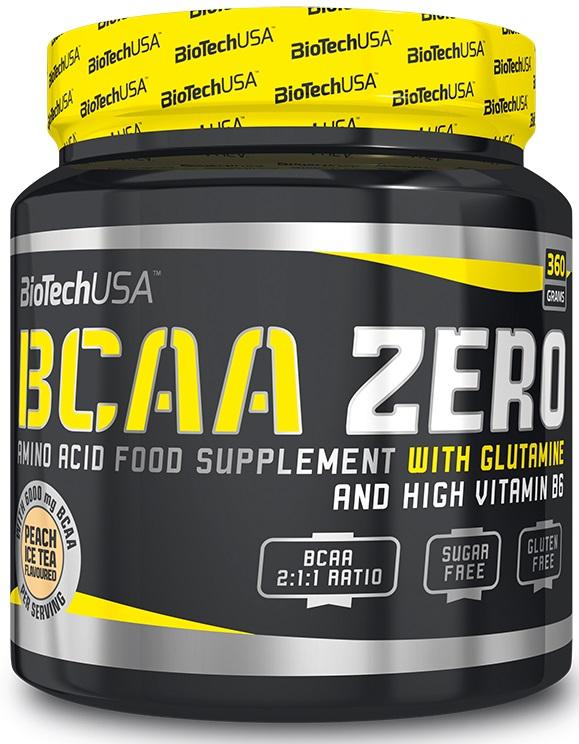 BCAA Zero, Peach Ice Tea - 360g versandkostenfrei/portofrei bestellen/kaufen