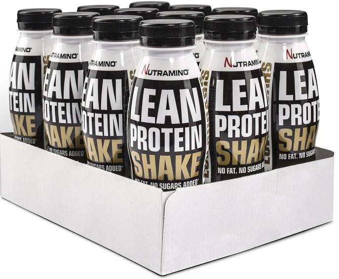 Lean Protein Shake, Vanilla - 12 x 330 ml. versandkostenfrei/portofrei bestellen/kaufen